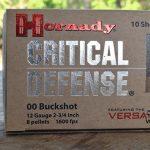 tactical shotgun ammunition