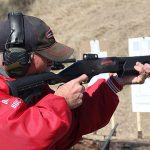 tactical shotgun training shell chambering