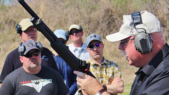 tactical shotgun training reloading