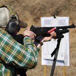tactical shotgun shooting