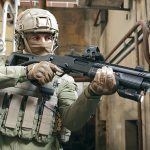 fabarm STF 12 Shotgun action