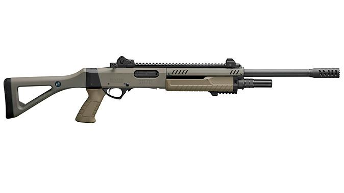 fabarm STF 12 Shotgun fde right profile