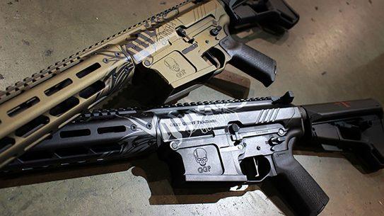 gurkha grey ghost rifle
