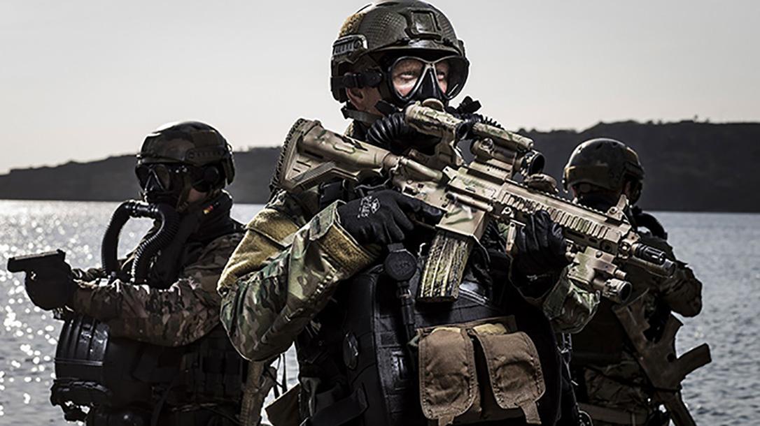 hk416 a5 dutch special forces rifles