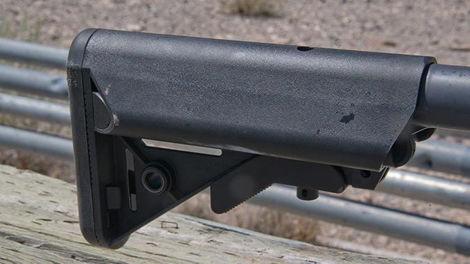 LMT MARS-L rifle stock
