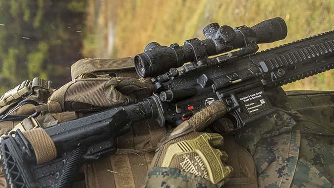 marines m38 sdmr leupold optic right profile