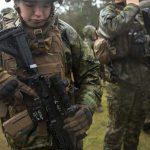 marines m38 sdmr leupold optic side angle