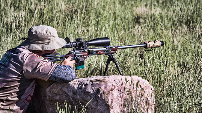 masterpiece arms mpa ba hybrid chassis shooting