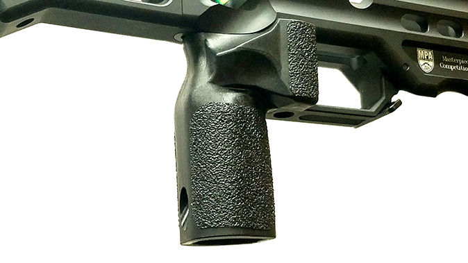 masterpiece arms mpa ba hybrid chassis grip