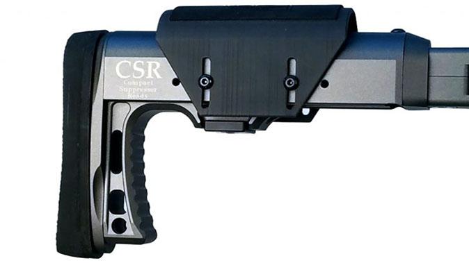 MasterPiece Arms MPA MUT rifle buttstock