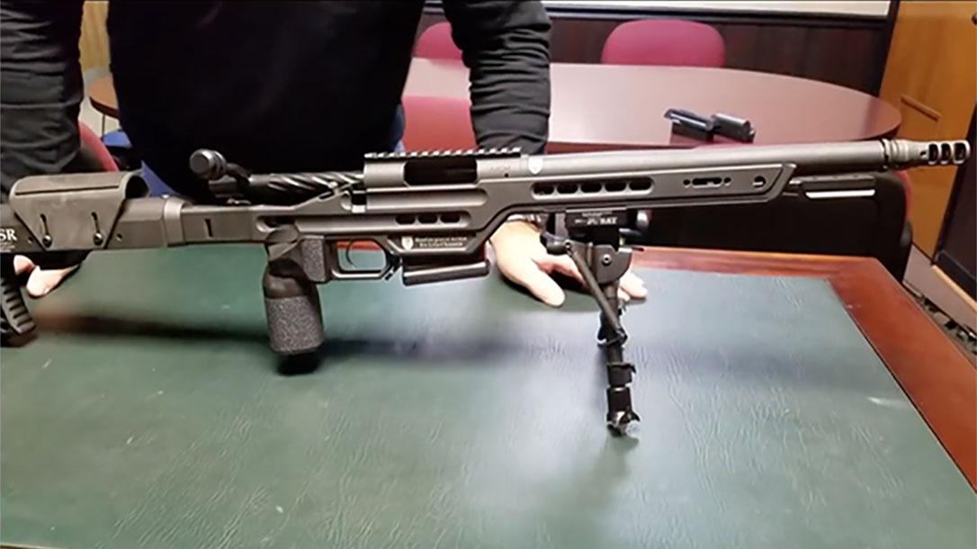 MasterPiece Arms MPA MUT rifle