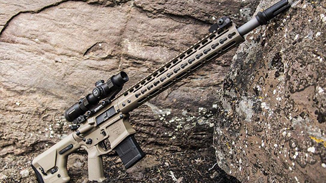 nosler varmageddon rifle