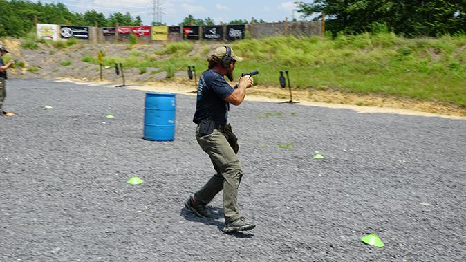 Pat McNamara gunfight mobility tactics stopping and shooting stance
