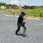 Pat McNamara gunfight mobility tactics running to next location