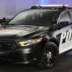police cruisers ford front angle