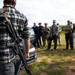 aaron barruga police shootout tactics students