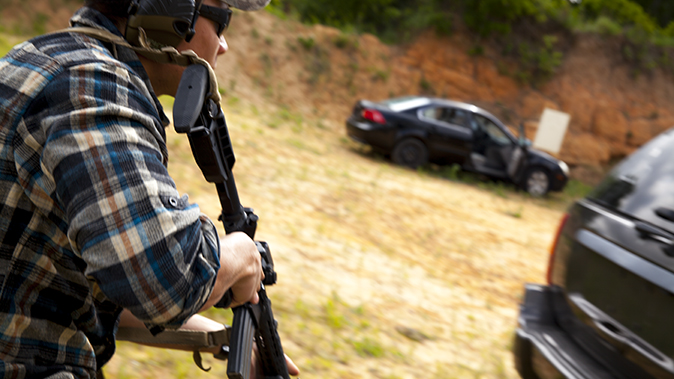 aaron barruga police shootout rifle