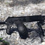 Kalashnikov RPK-16 machine gun right profile
