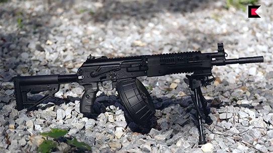 kalashnikov rpk-16 light machine gun