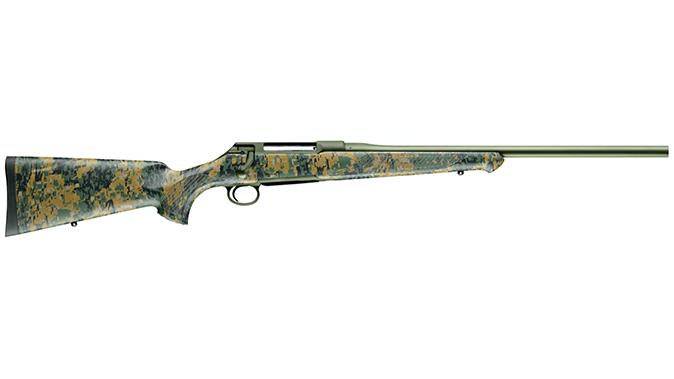 Sauer 100 Cherokee rifle right profile