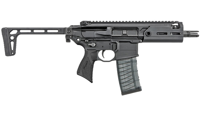 Sig MCX Rattler rifle right profile