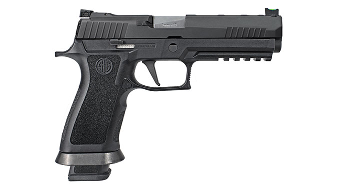 Sig p320 pistol x-five full-size right profile