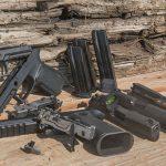Sig p320 pistol modularity slides mags rails