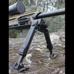 Steyr SSG 08-A1 rifle bipod