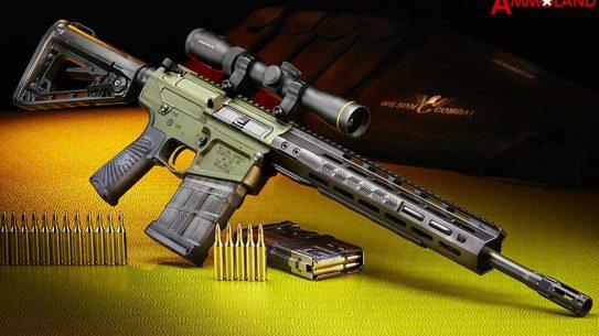 wilson combat ranger rifle