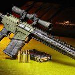 Wilson Combat Ranger rifle right angle