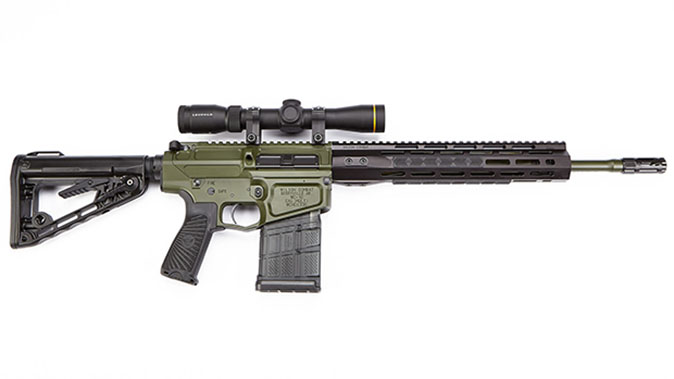 Wilson Combat Ranger rifle right profile