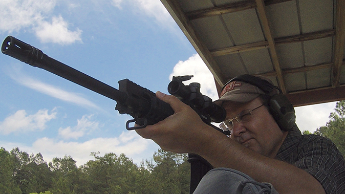 windham weaponry RMCS-4 review rifle shooting