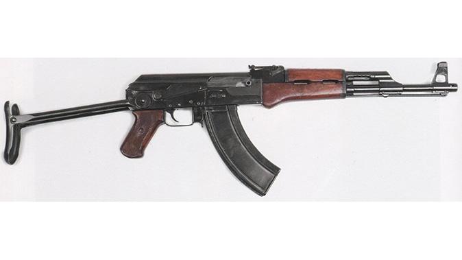 ak-47 rifle prototype
