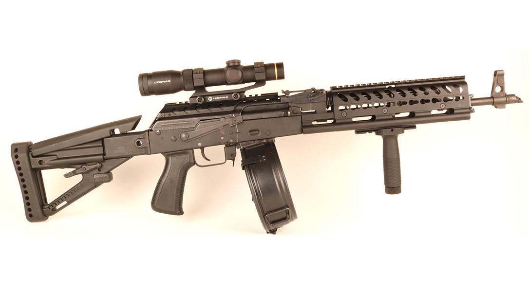 ak upgrades rifle akm right profile