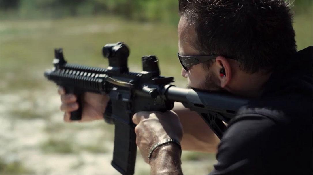 Dom Raso AR-15 range