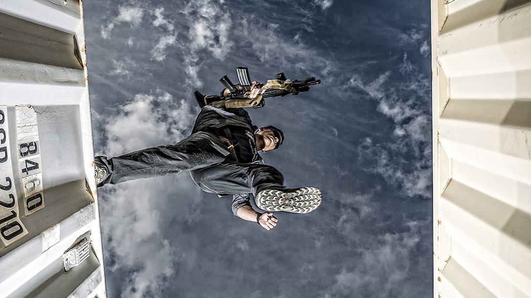 Firearm Instructors Aaron Barruga Guerrilla Approach lead