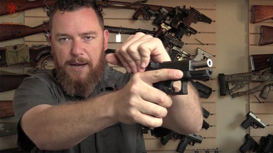 Slide Release pistol reload Graham Baates