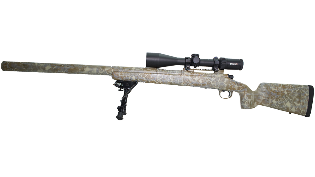 phoenix weaponry integrally suppressed rifle