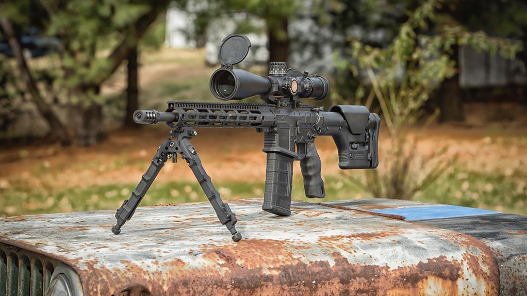 New Rifles SHOT Show 2018 F4 Defense F4-X