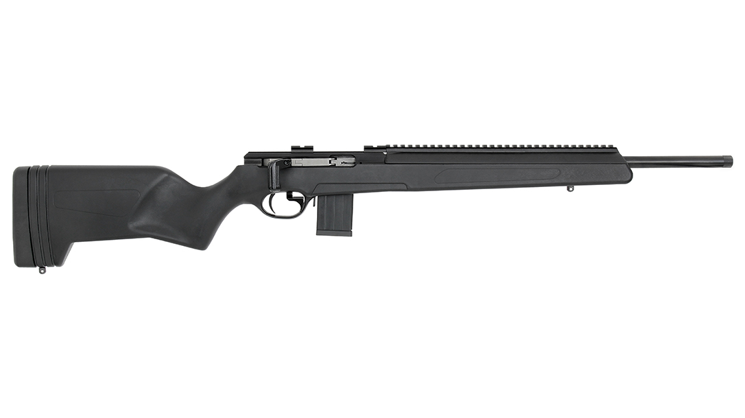 SHOT Show 2018 SteyrScout RFR rifle
