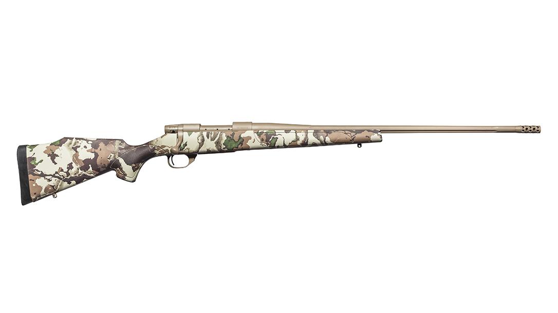 SHOT Show 2018 Weatherby Vanguard First Lite Rifle