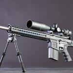 6.5 creedmoor rifle left angle