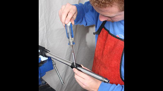 6.5 creedmoor rifle jp enterprises gas block