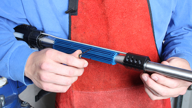 6.5 creedmoor rifle thermal dissipator