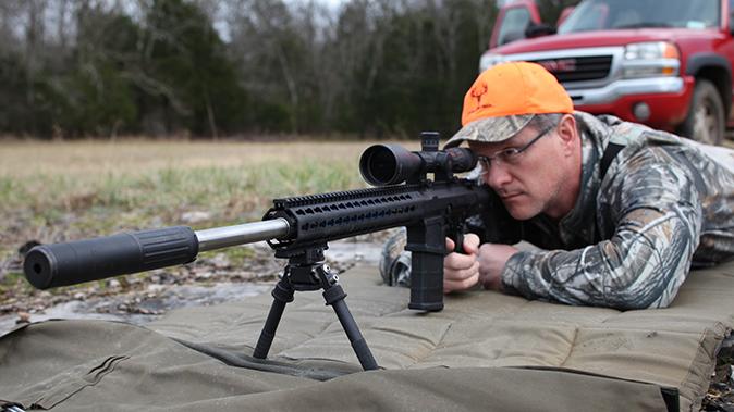 6.5 creedmoor rifle test