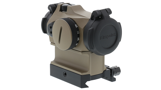 Aimpoint micro t-2 FDE sight right angle