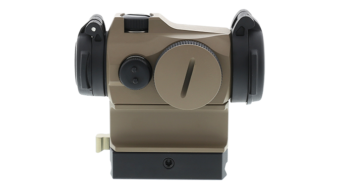 Aimpoint micro t-2 FDE sight left profile