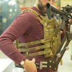army third arm device testing