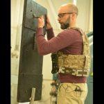 army third arm device shield