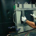 bullet resistant body armor safariland lab test